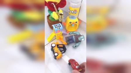 儿童益智玩具:好多玩具统统不要啦