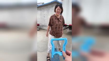 开箱:女生一个人抬水好可怜啊,赶快试试这个好东西