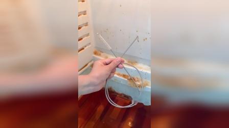 开箱:家里冰箱结冰积水有它就够了
