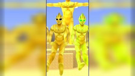 趣味游戏:黄金迪迦我的偶像