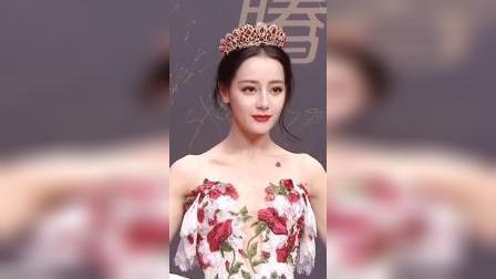 热巴被网友评为红毯最佳女星,也太美了吧
