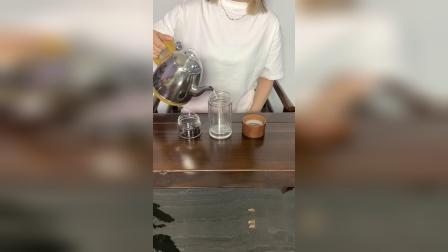 开箱:以后喝茶再也不用吐茶叶了,这样喝才高级