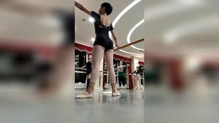 【成人业余芭蕾】初级班(辛老师)-把杆部分-20210201