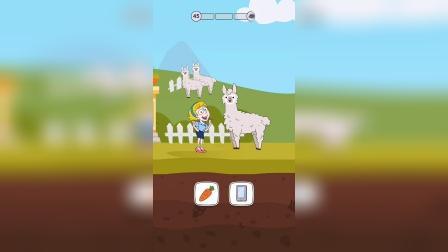 小游戏:看到羊,居然不薅羊毛