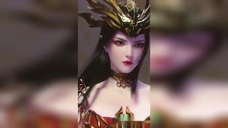 斗破苍穹:来自美杜莎女王的马甲线,多少人羡慕!