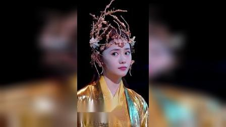 刘浩存女鹅综艺首秀,这就是传说中的国民古风女神吗