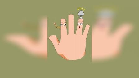 搞笑动漫:剪指甲