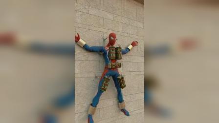 少儿蜘蛛侠:被钢铁侠心理上的折磨