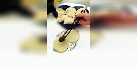 用这个包饺子太方便了,家里老人小孩都能用