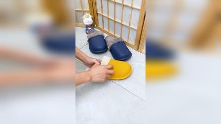 开箱:快把家里的棉鞋丢掉吧!换上这款可拆洗的棉鞋吧,非常暖和