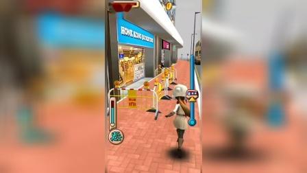 小游戏:跑步的时候不要撞到人