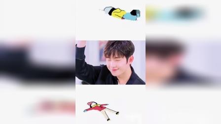 杨洋阳光帅气,可可爱爱的男孩,你喜欢吗?