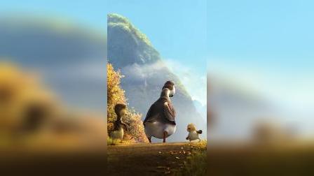 妈妈咪鸭:无忧无虑的童年真好,陪你奇奇怪怪陪你可可爱爱