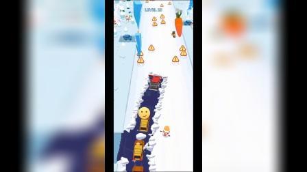 小游戏:可以不要铲走我的雪人吗