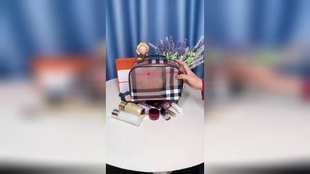 给小仙女们分享一款超级好用的化妆收纳包
