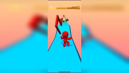 这个小红人玩的是什么啊