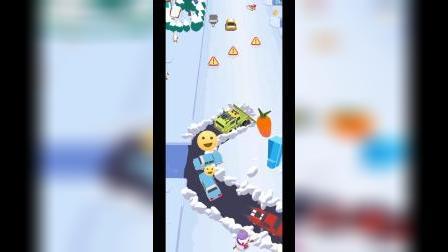 小游戏:请勿在雪地上漂移