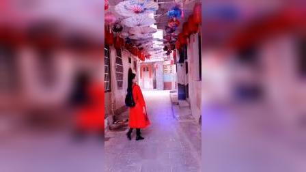 2021年春节期间   湘女王漫步零陵古城水晶巷    制作:湘女王