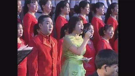 《军垦人的故事》(合唱)孙卫东词曲  2004年