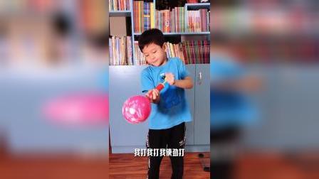 就是平时玩的气球,为什么这么结实呢?