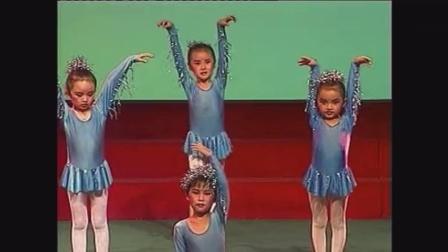孙萌幼儿舞蹈《飞吧,小海鸥》2003年