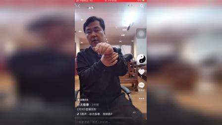 陈泽峰讲解太极拳
