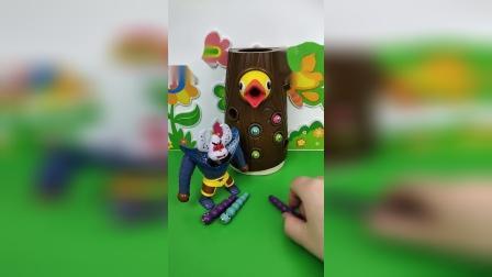 益智玩具:蝎子精真的太坏了