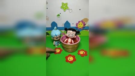 益智玩具:魔丸哪吒能变好吗