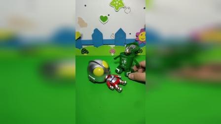 益智玩具:奥特曼受伤了怎么办