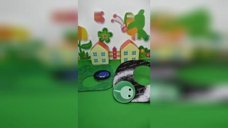 益智玩具:小动物们怎么都认错妈妈了