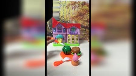 益智玩具:妈妈做好的饭居然没人回家