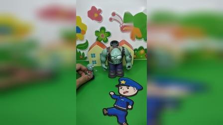 益智玩具:小鬼告诉警察爸爸是坏人