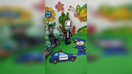 益智玩具:小鬼看到爸爸要做坏事报警了