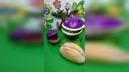 益智玩具:小花花吃到了什么