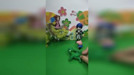 益智玩具:小恐龙的妈妈去哪里了