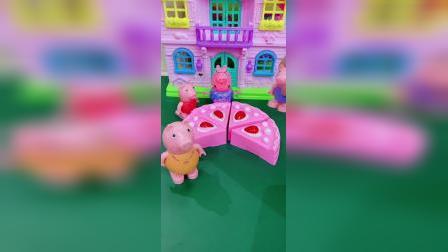 大家喜欢小猪佩奇吗?我不是很喜欢