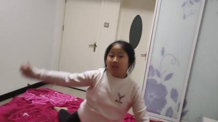 王思瑜舞蹈《白月光与朱砂痣》