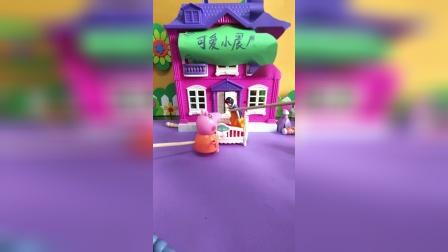 僵尸把白雪公主锁到房子里了