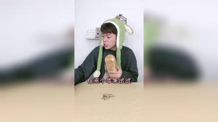 测评史上最硬的面包,据说比砖头还硬!?
