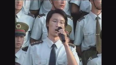 《军垦人的故事》(合唱)石河子部队演唱(孙卫东词曲2004年)
