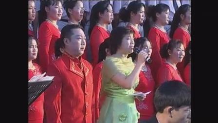 《军垦人的故事》(合唱)143团合唱队(孙卫东词曲2004年)