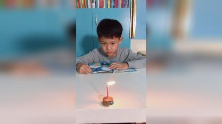 诡异的蜡烛!