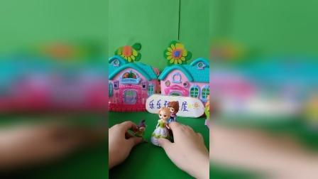 小朋友帮忙让艾莎恢复魔法去救白雪公主