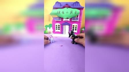 王子被女巫关起来了