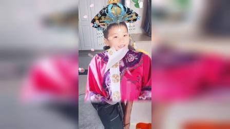 韩韩的童年:好不好笑你说了算