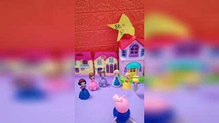 童话王国的选美大赛开始了