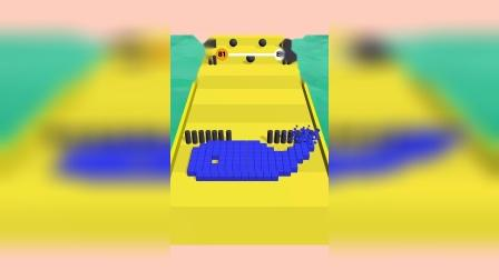 小游戏:海豚怎么变成牛肉干了
