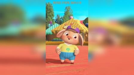 小猪教大家跳舞了,太可爱了!
