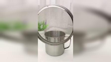 不锈钢油壶,家里用着最方便了