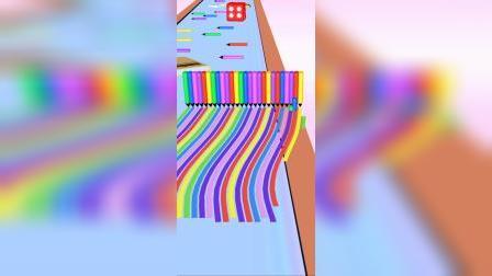 那么多彩色笔,是在干什么啊?